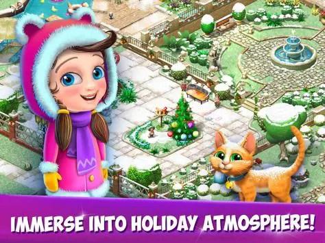 Family Yards: Memories Album Apk Game Android Free Download
