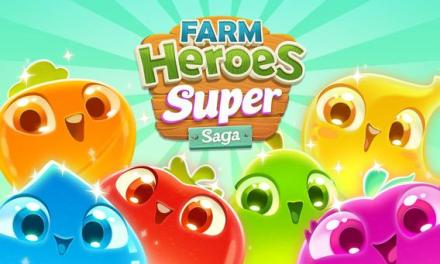 Farm Heroes Super Saga Apk Game Android Free Download