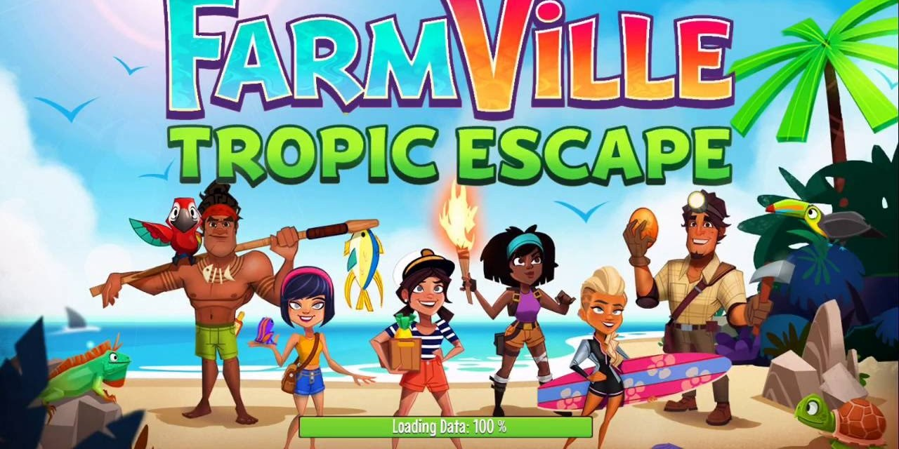 FarmVille: Tropic Escape Apk Game Android Free Download