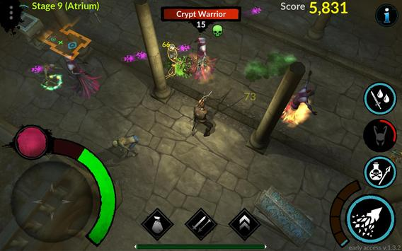 HERETIC GODS Apk Game Android Free Download