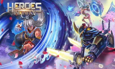 Heroes Infinity: God Warriors Apk Game Android Free Download