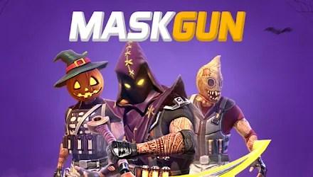 Mask Gun Apk Game Android Free Download