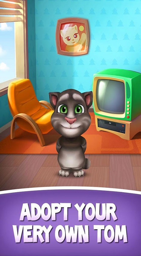 My Talking Tom 2 Apk Game Android Free Download