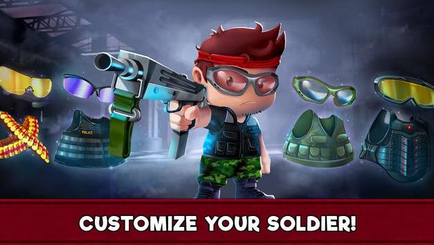 Ramboat 2–Soldier Shooting Game Apk Android Download