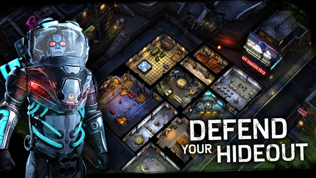 Batman: Arkham Underworld Ipa Game iOS Download