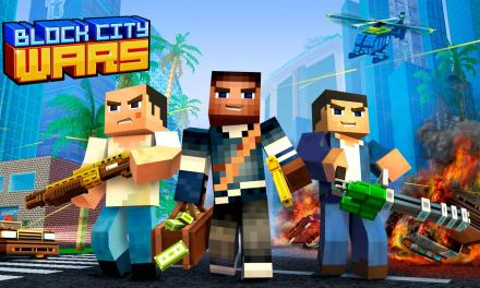 Block Сity Wars: Game And skin export to Minecraft Ipa iOS Download