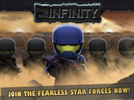 Call of Mini™ Infinity Ipa Games iOS Download