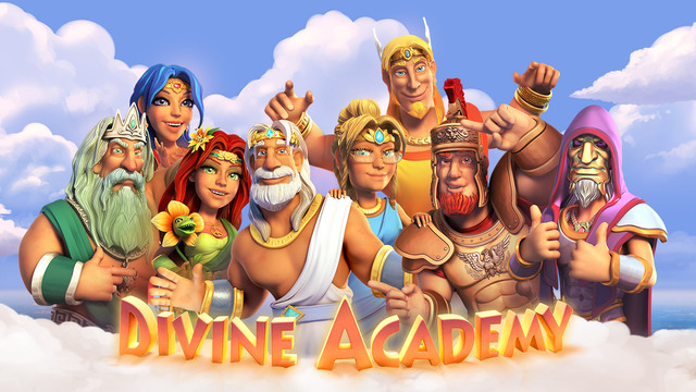Divine Academy Ipa Game iOS Download