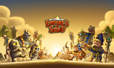 Empires of Sand TD Ipa Game iOS Download