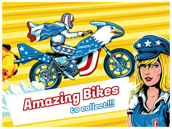 Evel Knievel Ipa Games iOS Download