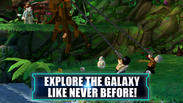 LEGO® Star Wars™: The Force Awakens Ipa Game iOS Download