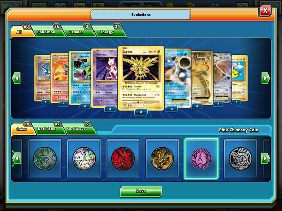 Pokémon TCG Online Ipa Games iOS Download