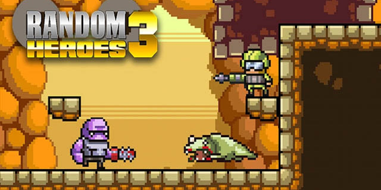 Random Heroes 3 Ipa Games iOS Download