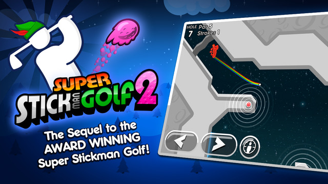 Super Stickman Golf 2 Ipa Game iOS Download
