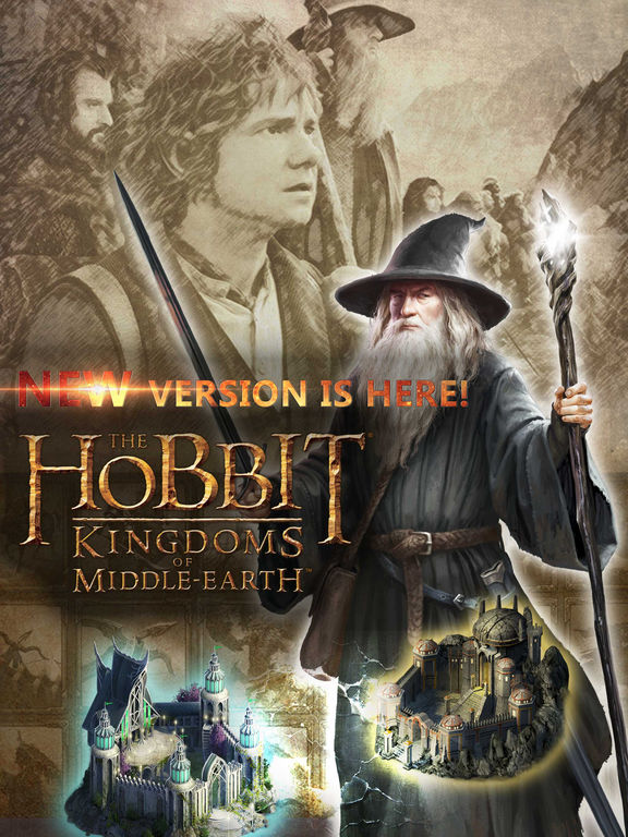 The Hobbit: Kingdoms of Middle-earth Ipa Game iOS Download