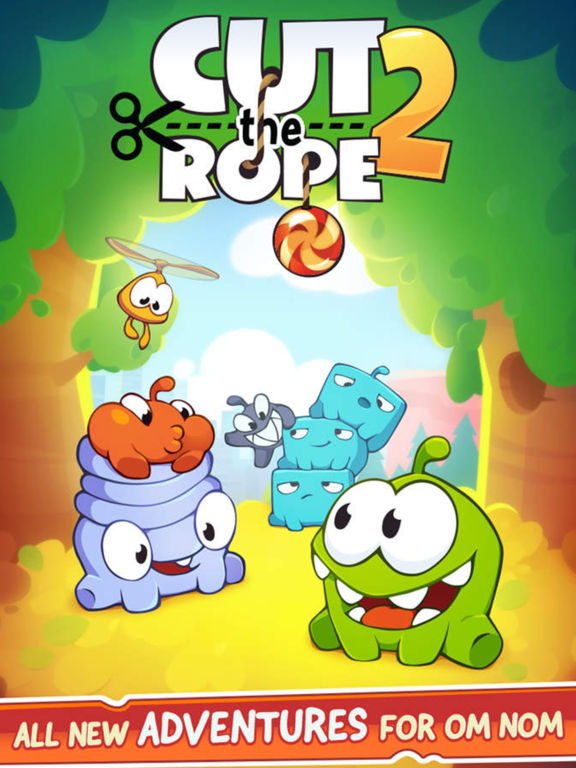 Cut the Rope - Puzzle Game Ipa iOS Download