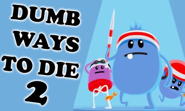 Dumb Ways to Die 2: The Games Ipa iOS Download