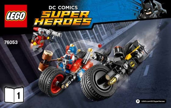 LEGO® DC Super Heroes Mighty MicrosChase Ipa Games iOS Download