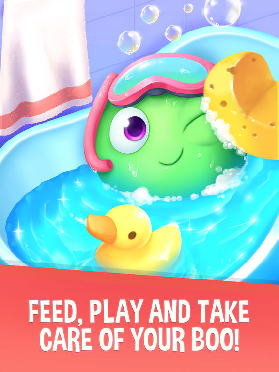 My Boo - Pocket Buddy to Play, Care, Dress & Feed Ipa Games iOS Download