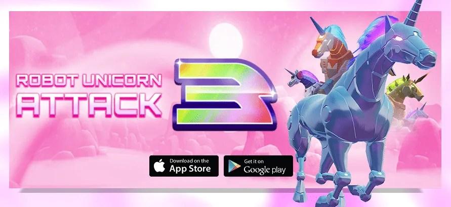 Robot Unicorn Attack 3 Ipa Games iOS Download
