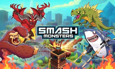 Smash Monsters – City Rampage Ipa Games iOS Download