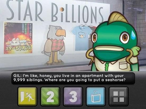 Star Billions: A Sci-Fi Adventure Ipa Games iOS Download