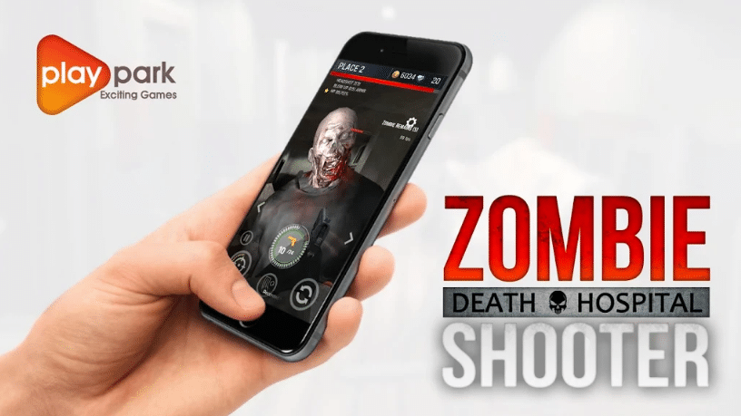Zombie Shooter - Death Hospital Apk Games Android Download