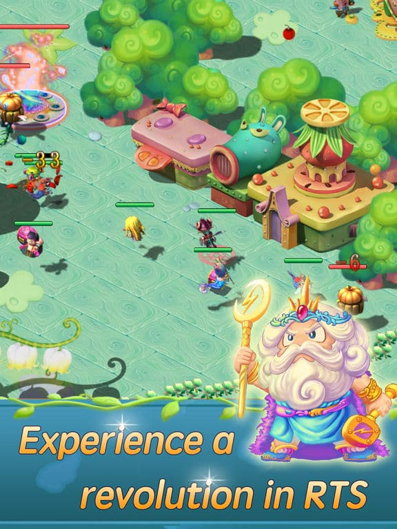 Angel Town 1 - RTS Games Ipa iOS Download