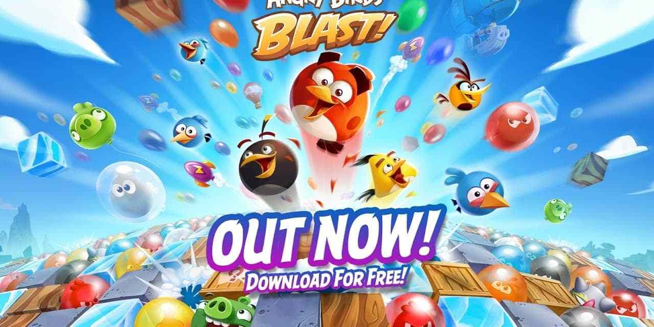 Angry Birds Blast Ipa Games iOS Download