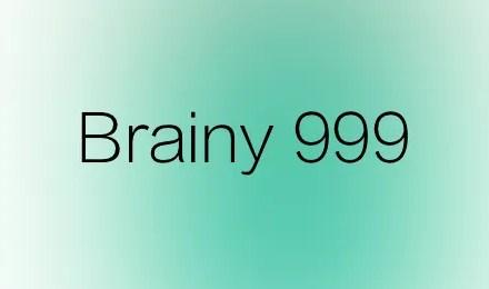 Brainy 999 Ipa Games iOS Download