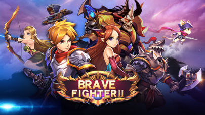 Brave Fighter 2: Frontier Ipa Games iOS Download