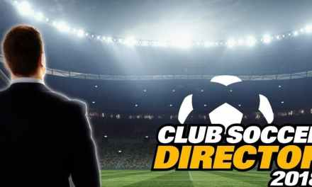 Club Soccer Director 2018 Ipa Games iOS Download