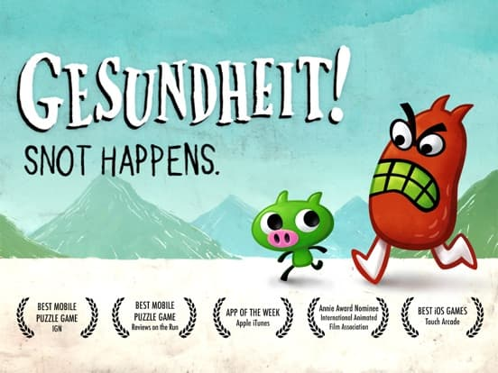 Gesundheit!™ HD Ipa Games iOS Download