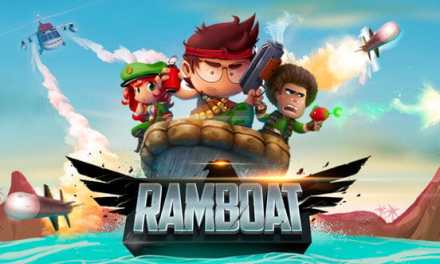 RAMBOAT: Action endless runner Ipa Games iOS Download