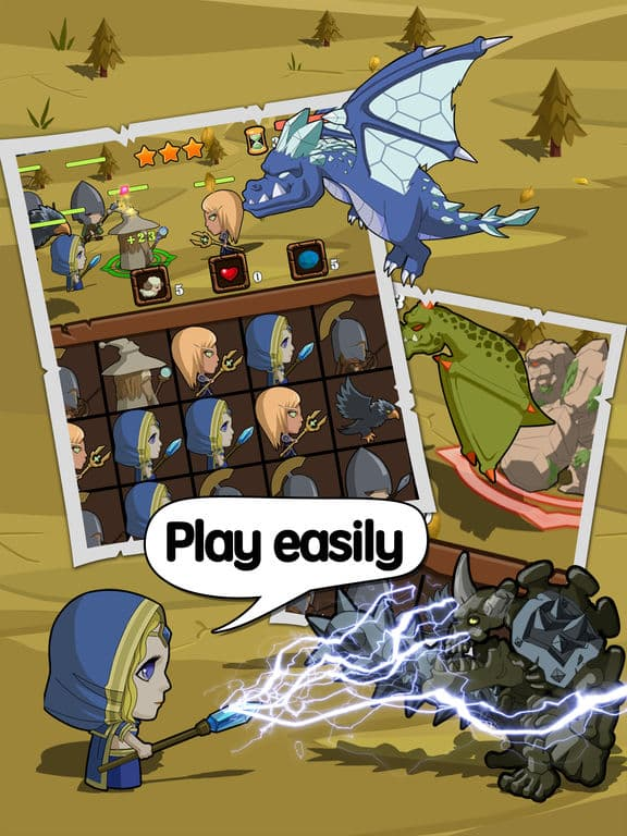 Sheep Legion - turn-based tactical RPG Games Ipa iOS Download