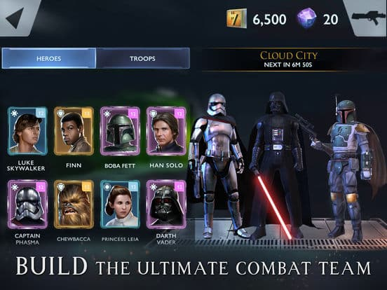 Star Wars: Rivals™ Ipa Games iOS Download