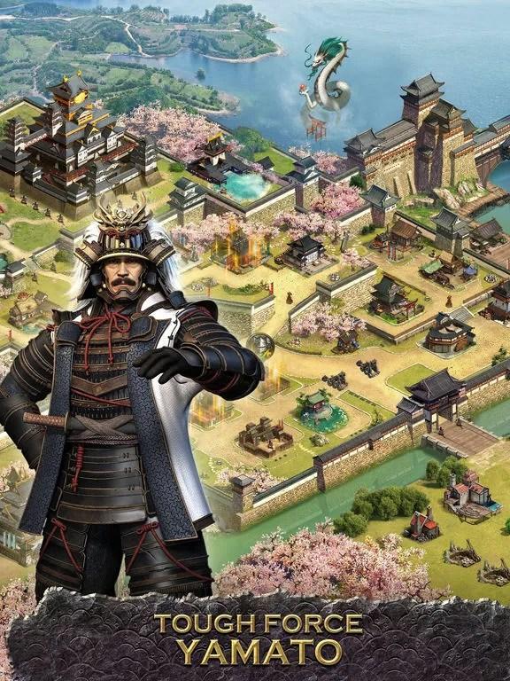 Clash of Kings - CoK iOS