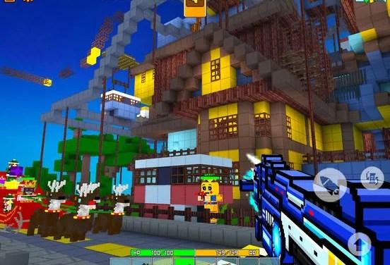 Cops N Robbers (FPS): 3D Pixel iOS