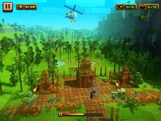 Dustoff Heli Rescue Ipa Games iOS Download