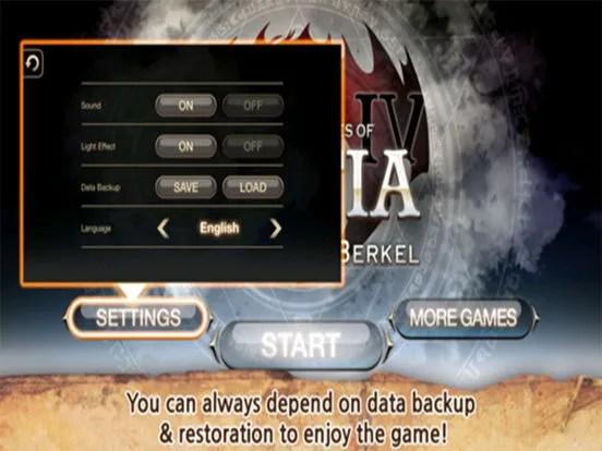 Inotia 4 PLUS iOS