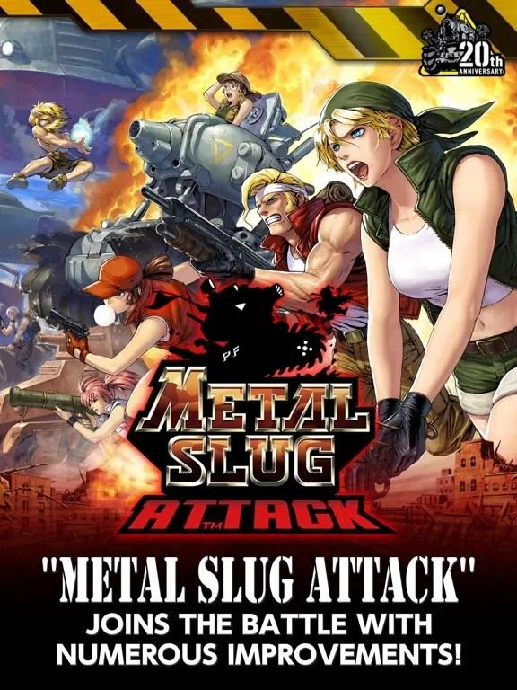 METAL SLUG ATTACK iOS