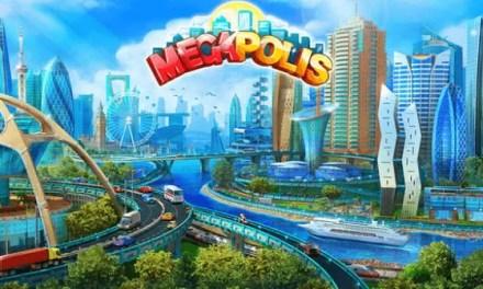 Megapolis HD iOS