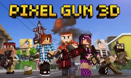 Pixel Gun 3D: Battle Royale iOS