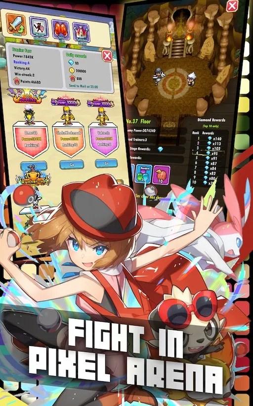 Pixel Pokémon iOS
