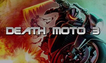 Death Moto 3 iOS