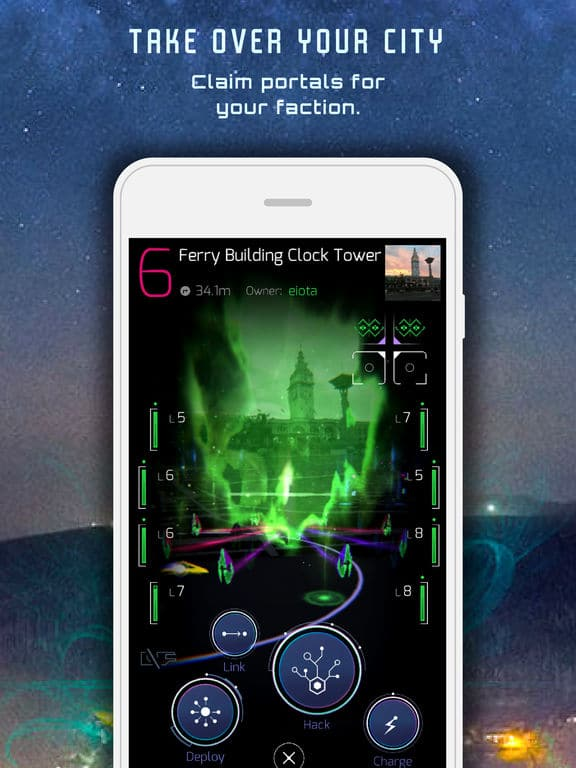 Ingress Prime iOS