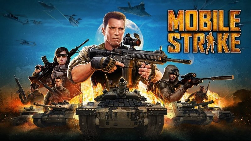 Mobile Strike iOS