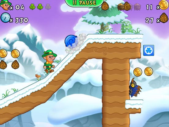 Lep's World 3: Jump n Run Game iOS