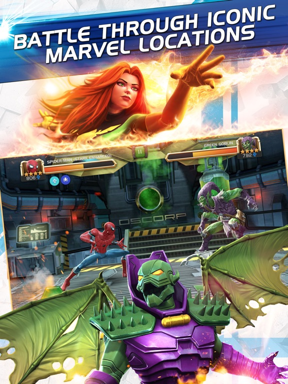 MARVEL Contest of Champions iOS