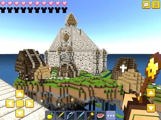 Survival Games: 3D Wild Island iOS